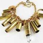 Recycled Bullets Beautiful Bracelet