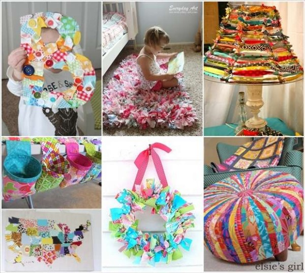 Recycled home decor ideas recycled things for Home decoration from waste