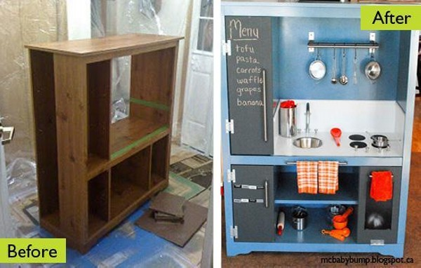 recycled kids furniture recycled things 10 fun outdoor mud kitchens for kids garden ideas 1001