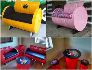 How to Recycle Metal Drums?