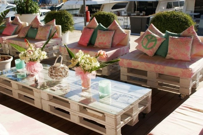 Recycled Wooden Pallet Awesome Furniture