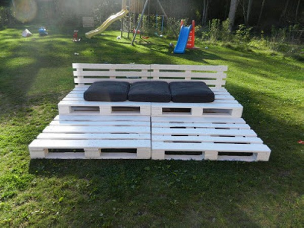Recycled Wooden Pallet Incredible Furniture