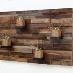 Reclaimed Wooden Pallet Wall Art