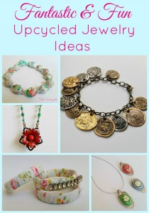 Repurposed Innovative Jewelry Ideas