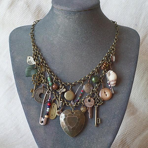 Reuse Jewelry Innovative Nacklace