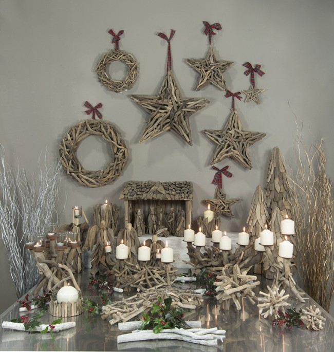 Upcycled Driftwood Incredible Decorations