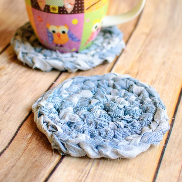 Upcycled Fabric Craft