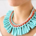 Upcycled Fabrics into Elegant Jewelry
