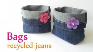 Upcycled Fabrics Crafts Ideas