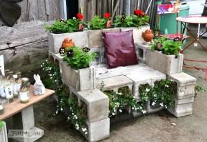 Upcycled Unique Patio Furniture Ideas