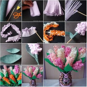 DIY Flower from Paper