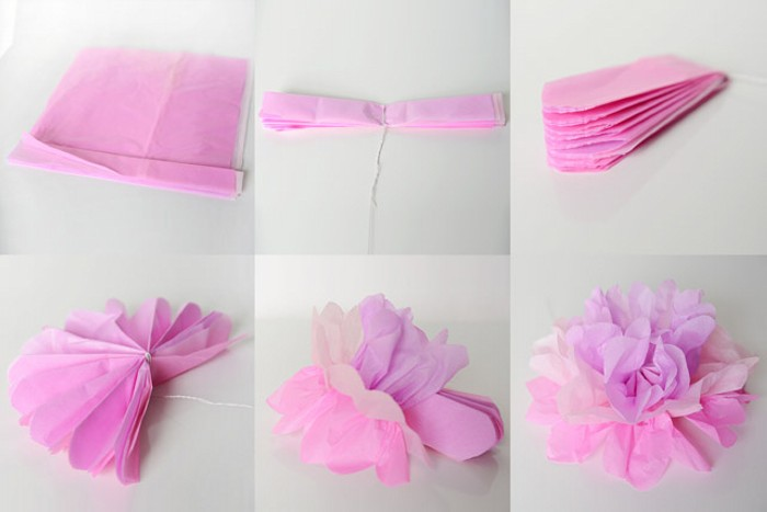 DIY Paper Flower Projects | Recycled Things