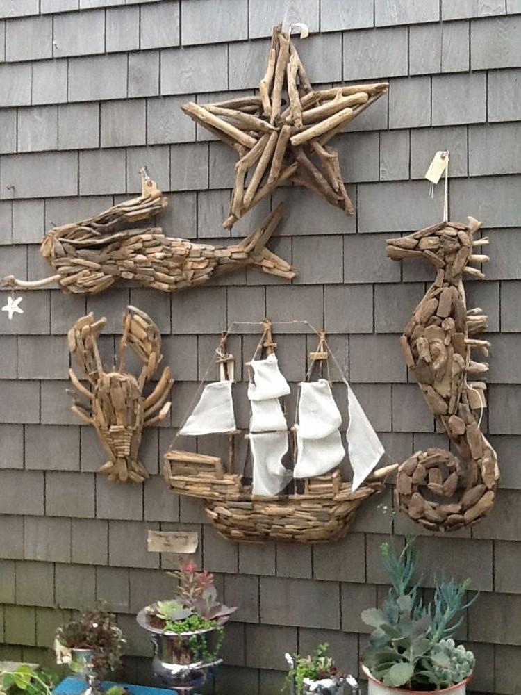 Driftwood Wall Decoration