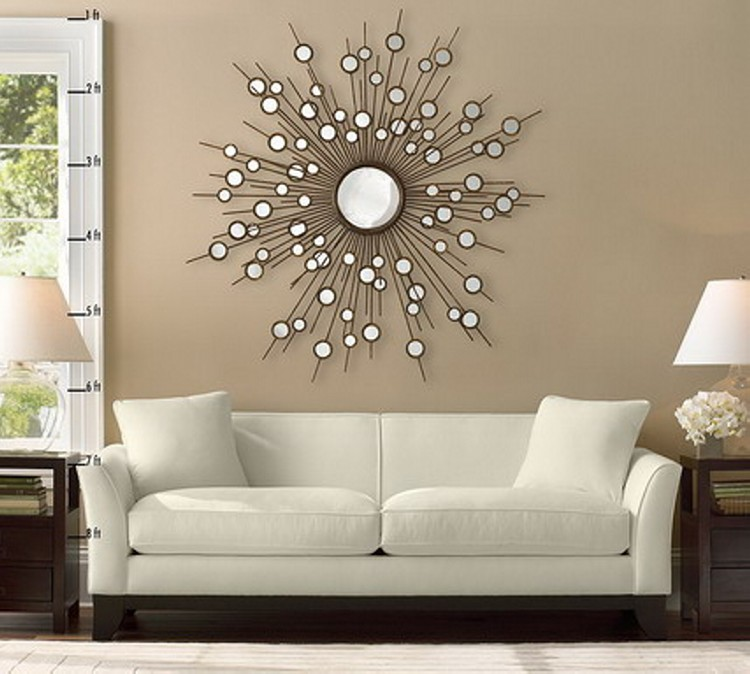 Living Room Wall Decor IdeasRecycled Things