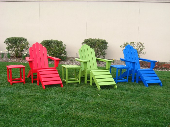 Recycled Plastic Outdoor Furniture | Recycled Things