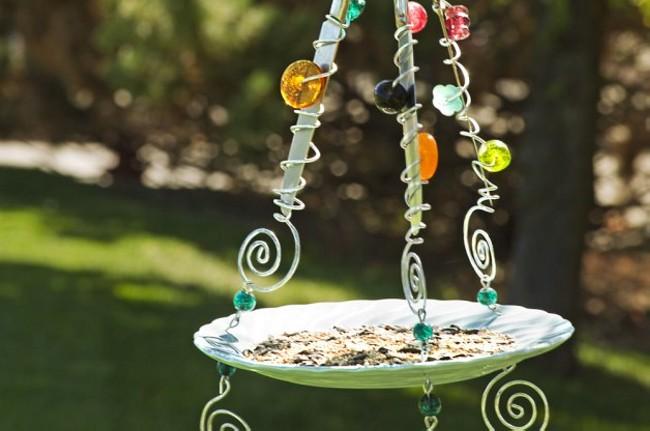 Diy Recycled Bird Feeders Recycled Things