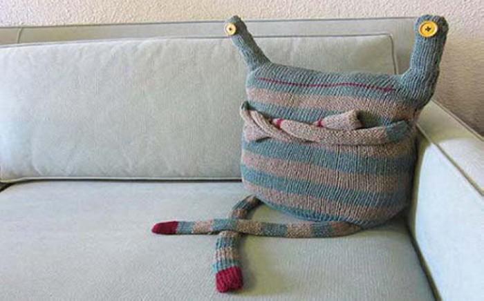 Recycled Sweater Wonderful Idea