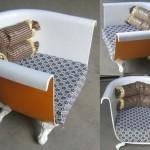 Reuse Bath Tubs Furniture Chair