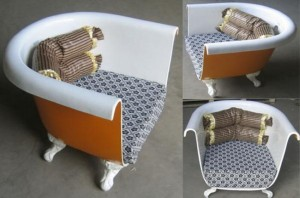 Recycled Furniture Chair Designs