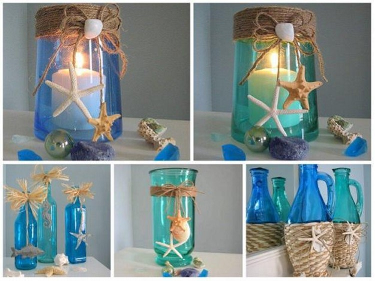 Sea Shell Crafts Home Decor