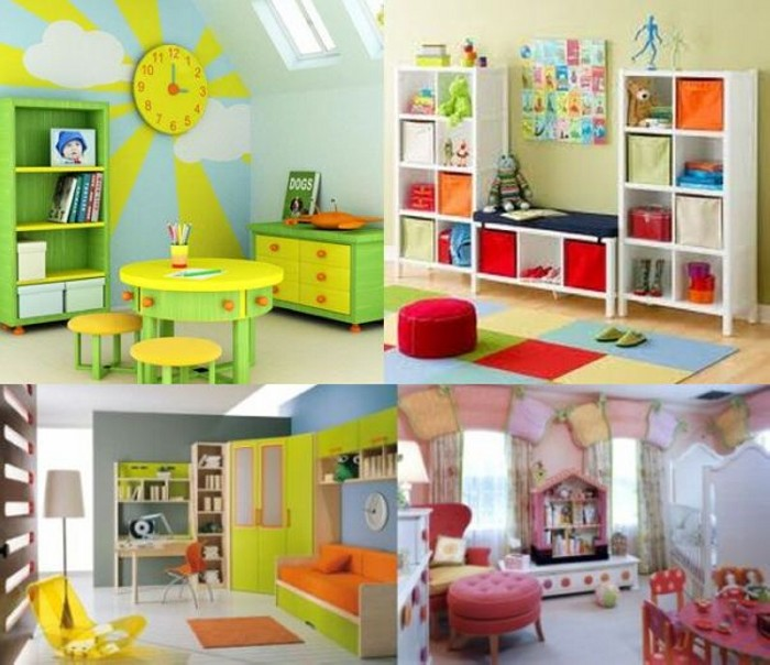 Source · 4 Kids Room Decor Ideas