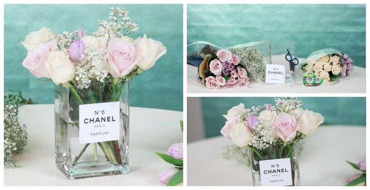 DIY Beautiful Flower Vase