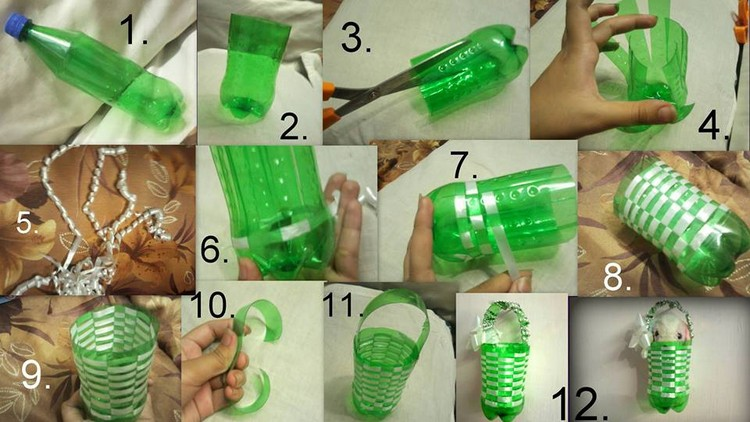 Diy Recycled Plastic Bottle Crafts Recycled Things