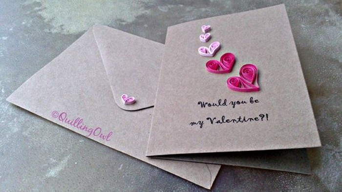 Valentines Day Cards – Handmade Valentine Day Card