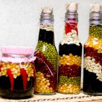 DIY Decorations from Reuse Glass Bottles