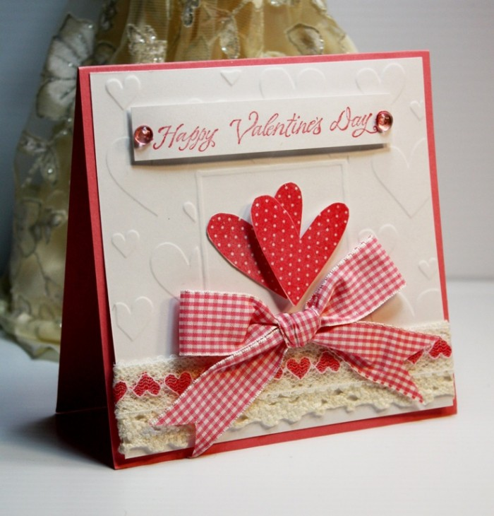 Valentines Day Cards – Handmade Valentines Day Cards