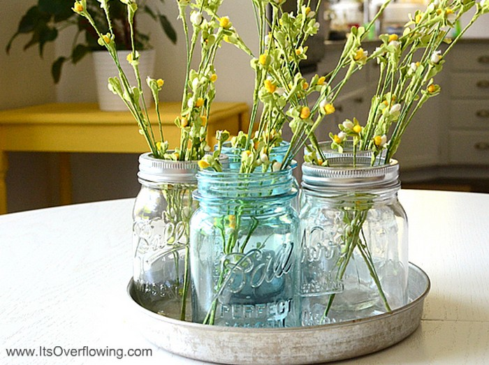Mason Jars Decor