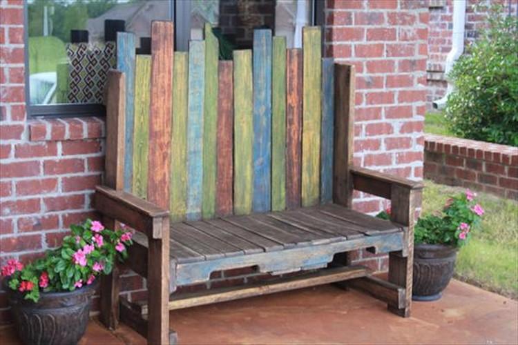 Pallet Bench Idea