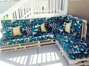 DIY Pallet Wood Couch Plans
