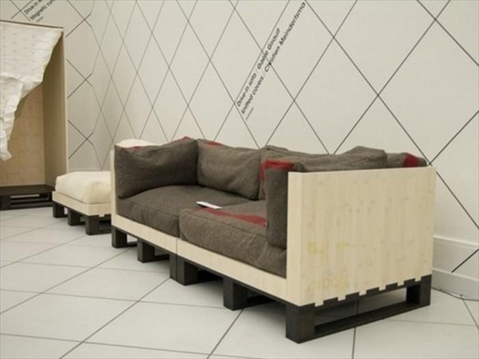 Pallet Furniture Sofa for Living Room