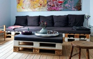 Pallet Furniture for Living Rooms