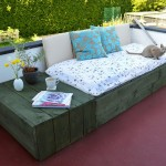 Wooden Pallet Daybed Plans