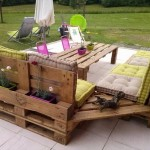 Wooden Pallet Sofa Designs
