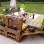 Wooden Pallet Sofa Designs