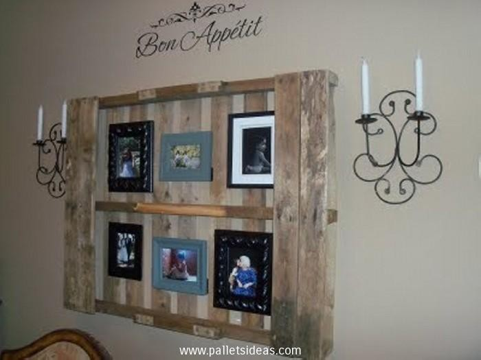 ... Decoration Pallet Wall Decor