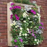 DIY Recycled Pallet Planters