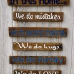 Reclaimed Pallet Sign Boards