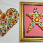 Decorations Made from Recycled Materials