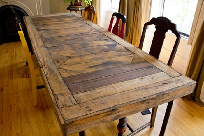 pallet kitchen tables 1