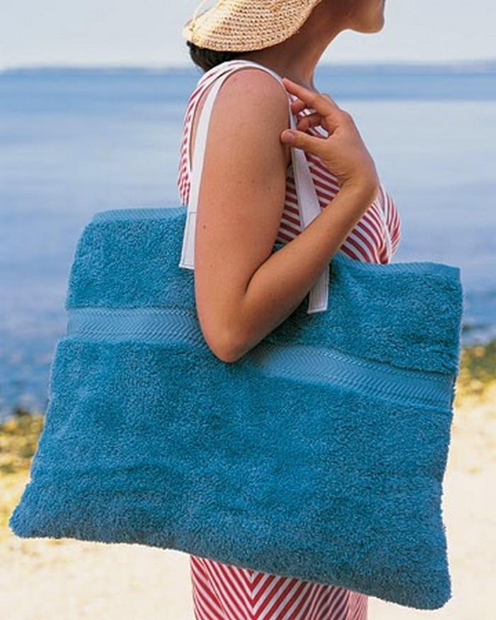 Recycled Towels Handbag
