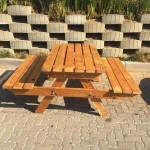 Wooden Pallet Bench Plans