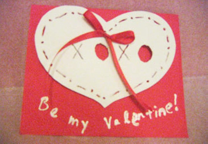 Valentines Day Cards – Easy Homemade Valentines Day Cards