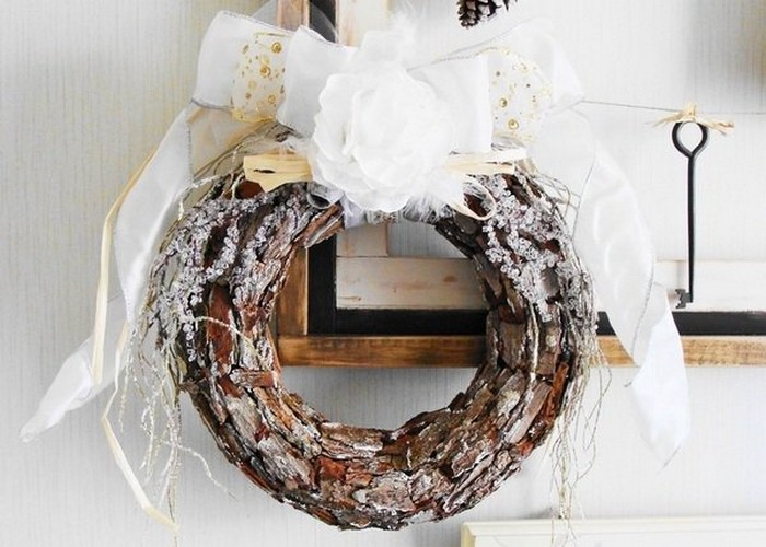 wreath for home decor