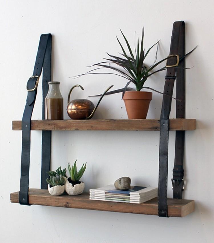 Belt Shelf Idea