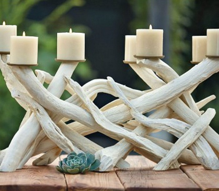 10 awesome driftwood crafts ideas recycled things - Pinterest craft ideas for home decor property ...