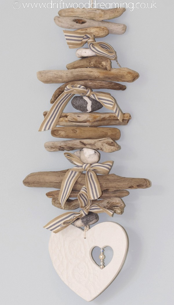 Innovative driftwood art ideas recycled things for Driftwood crafts